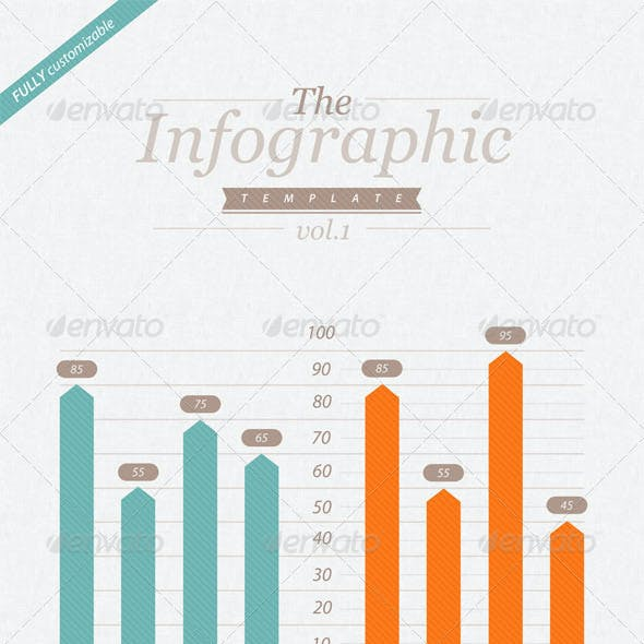 The Infographic Template Vol.1
