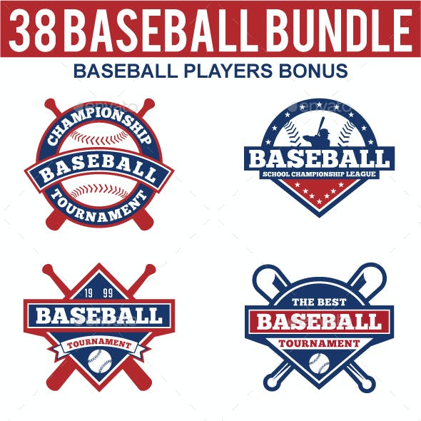 38 BASEBALL Bundle