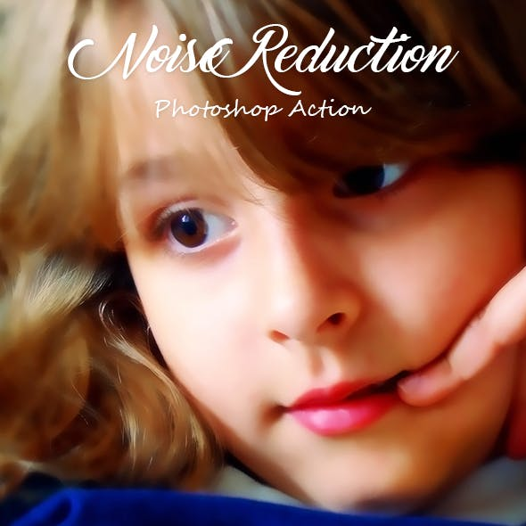 Noise Reduction Phtoshop Action