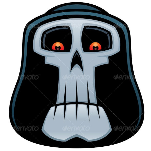 Grim Reaper - Monsters Characters
