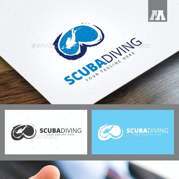 Scuba Diving Logo