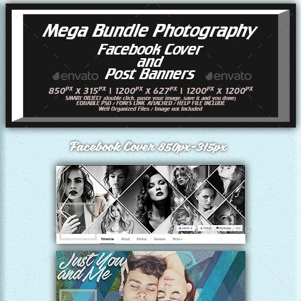Mega Bundle Facebook Photography