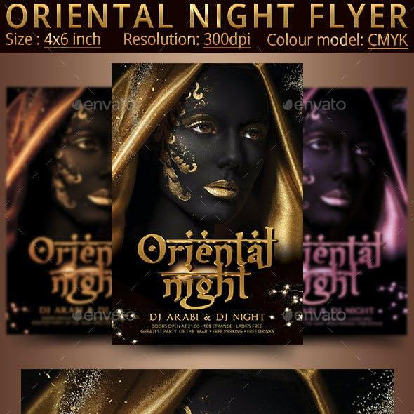 Oriental Night