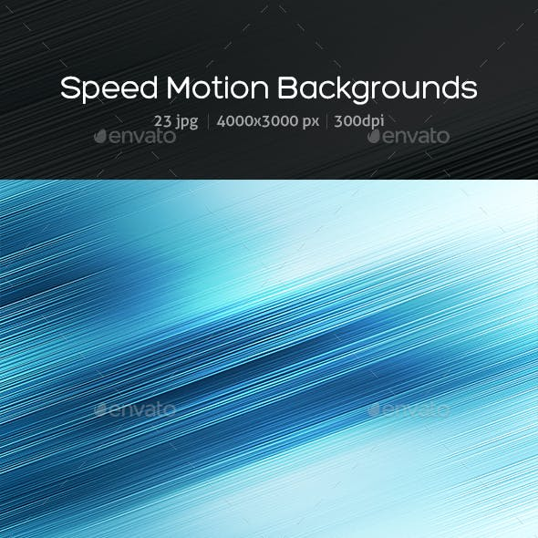 Speed Motion Backgrounds