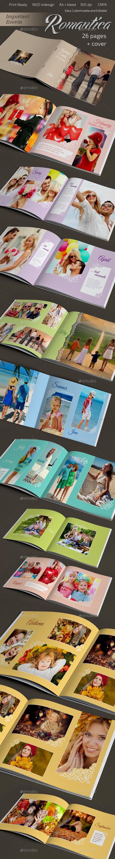 Photo album Template - Important Events - Photo Albums Print Templates