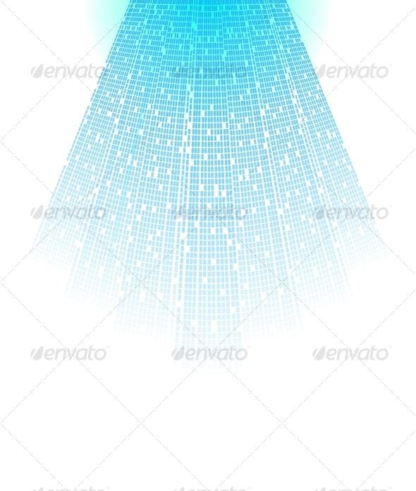 Digital light - Backgrounds Decorative