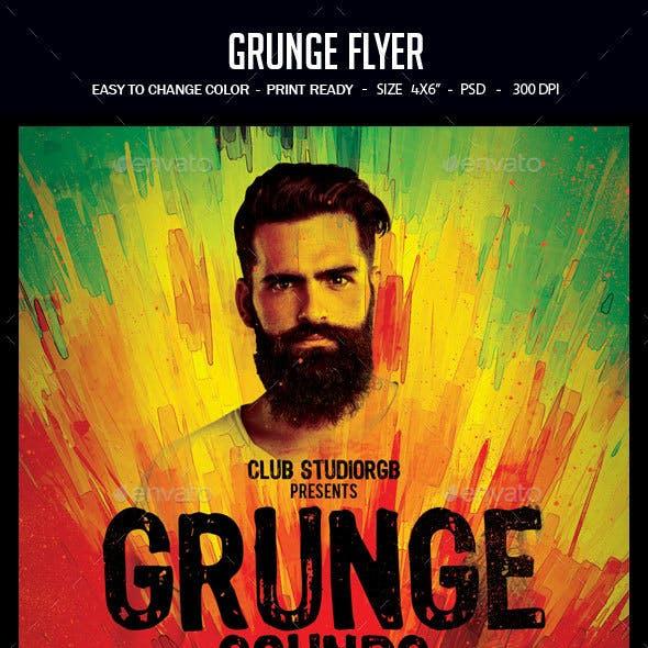 Grunge Flyer
