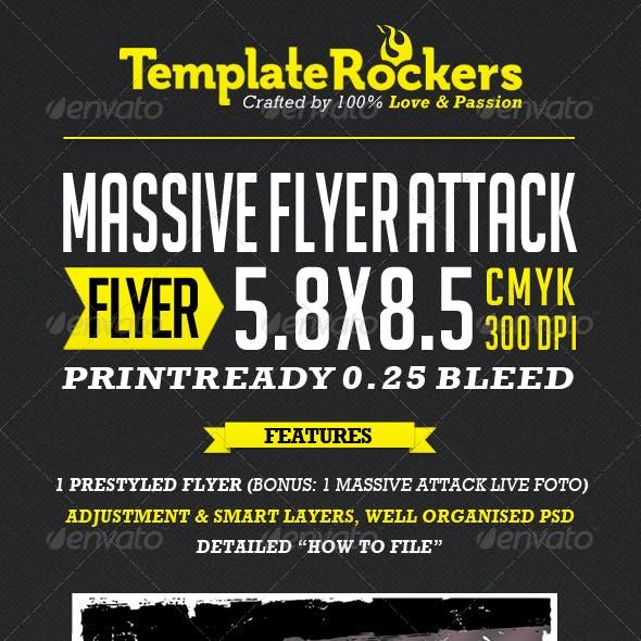 Massive Flyer Attack