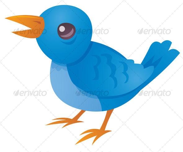 Tweet - Animals Characters