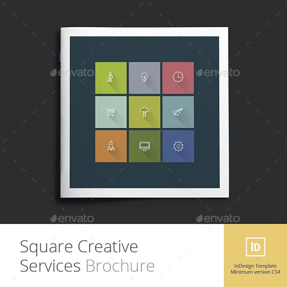 Square Creative Services Brochure