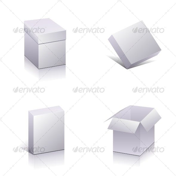 Blank packing