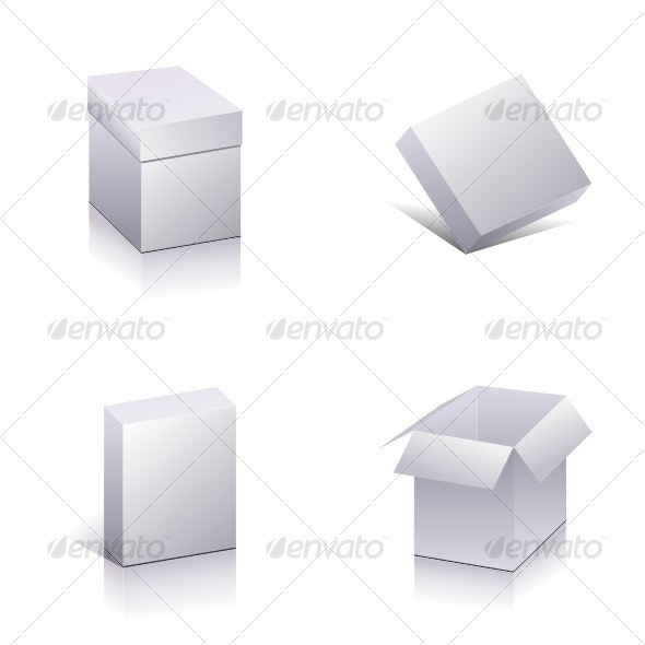 Blank packing - Man-made Objects Objects