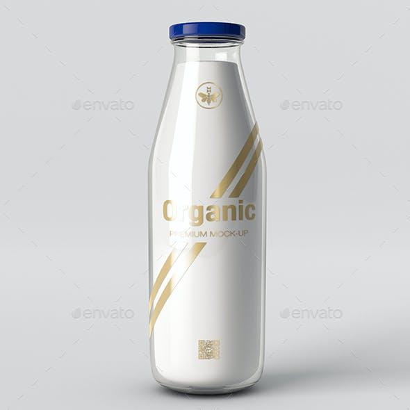 Milk Bottle Mock-Up 1