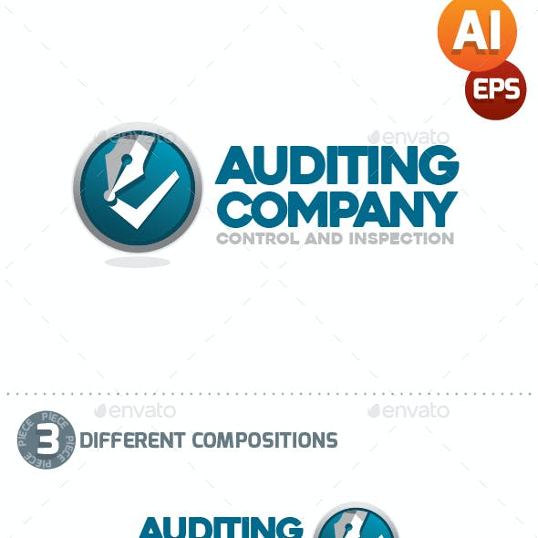Auditing Company Logo