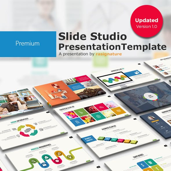 Slide Studio Power Point Presentation