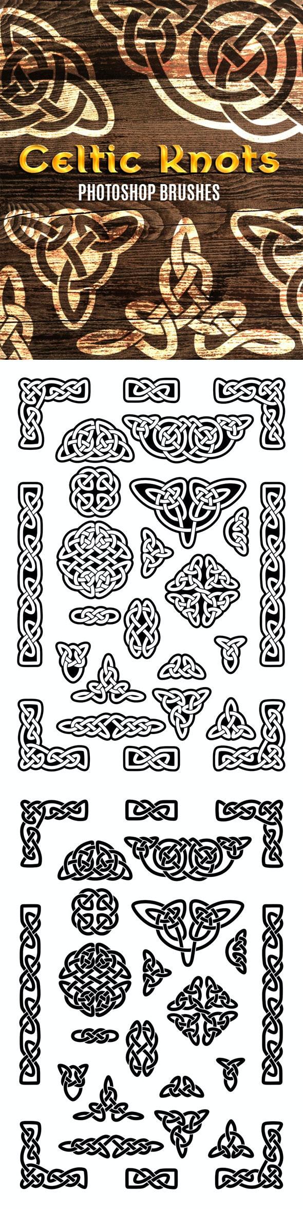 Celtic Brushes - Miscellaneous Brushes