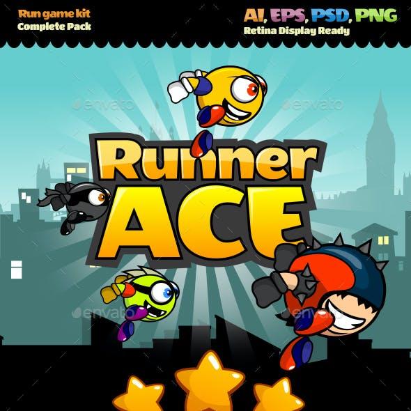 Run Game Kit