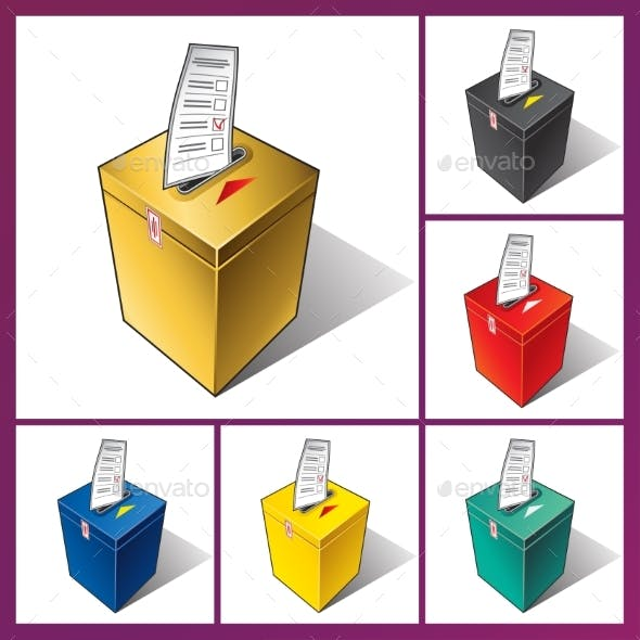 Ballot Box and Ballot