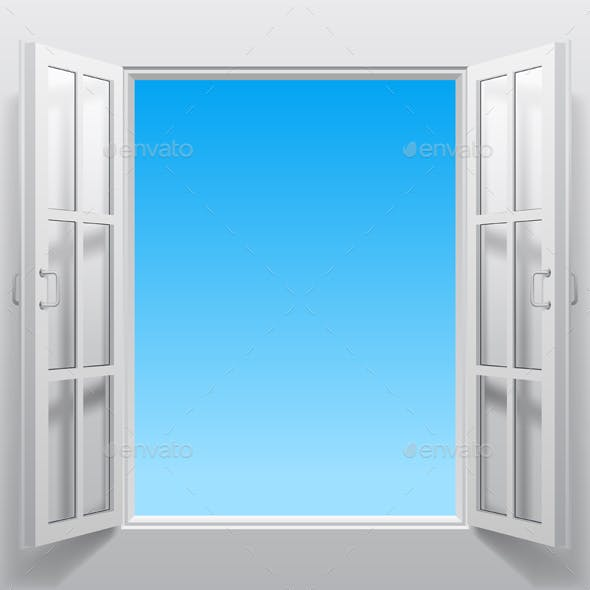 Double Window into Sky