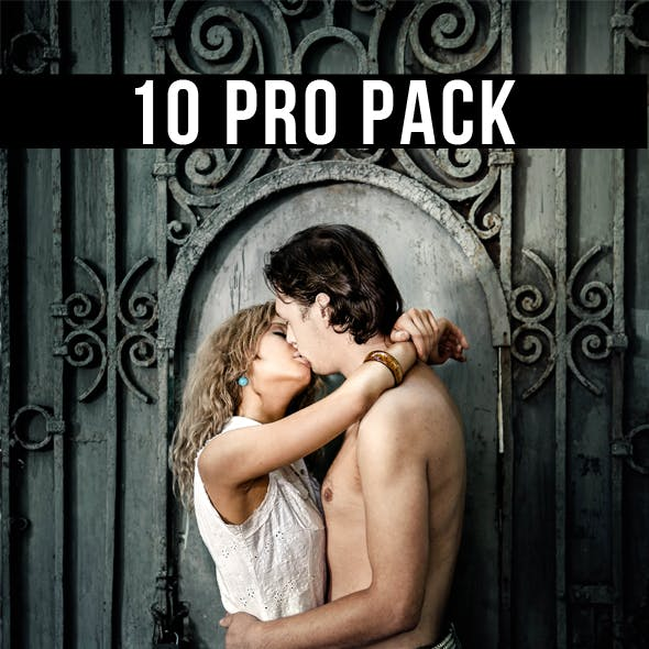 10 Pro Pack - Lightroom Presets