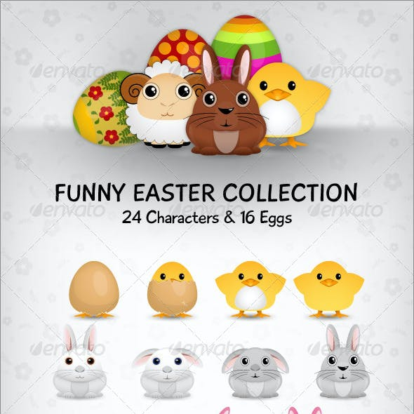 Funny Easter Collection