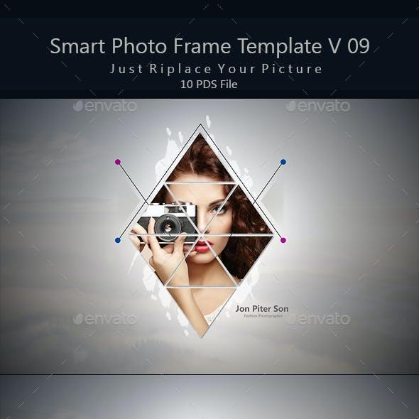 Smart Photo Frame Template V09