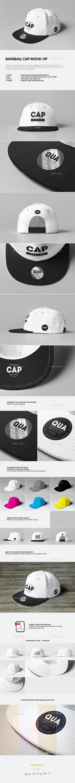 Cap Mock-up - Miscellaneous Apparel