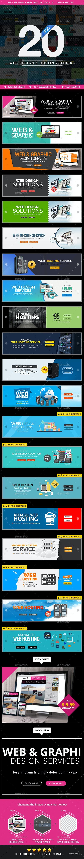 Web Design & Hosting Sliders - 20 Designs