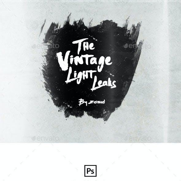 Vintage Light Leaks