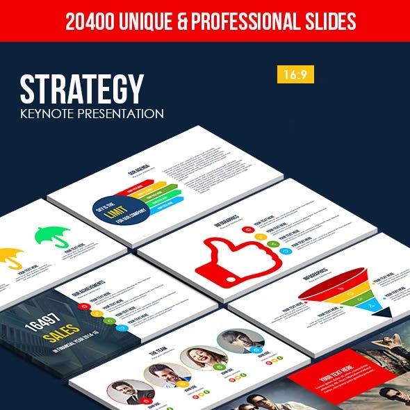 Strategy Keynote Presentation