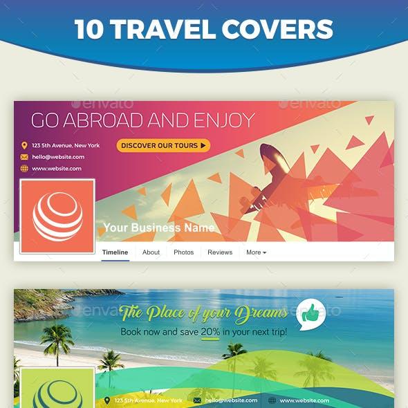 Travel Facebook Cover