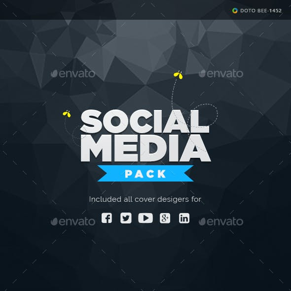 Multi Purpose Social Media Pack
