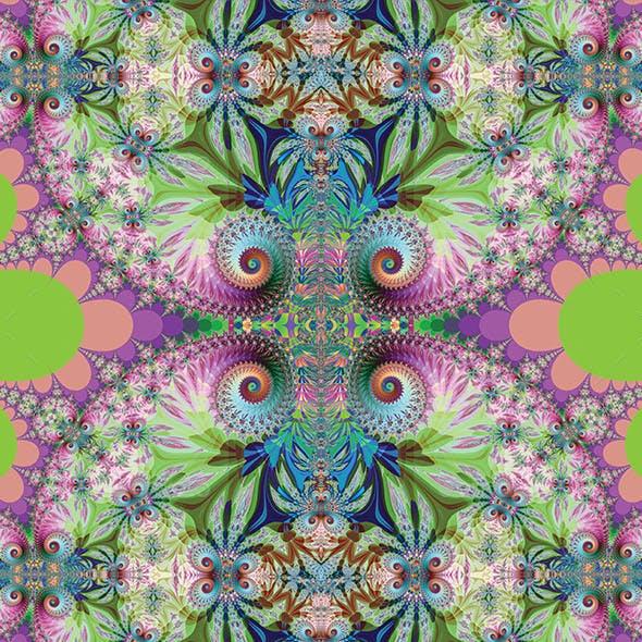 Acid Psychedelic Fractals