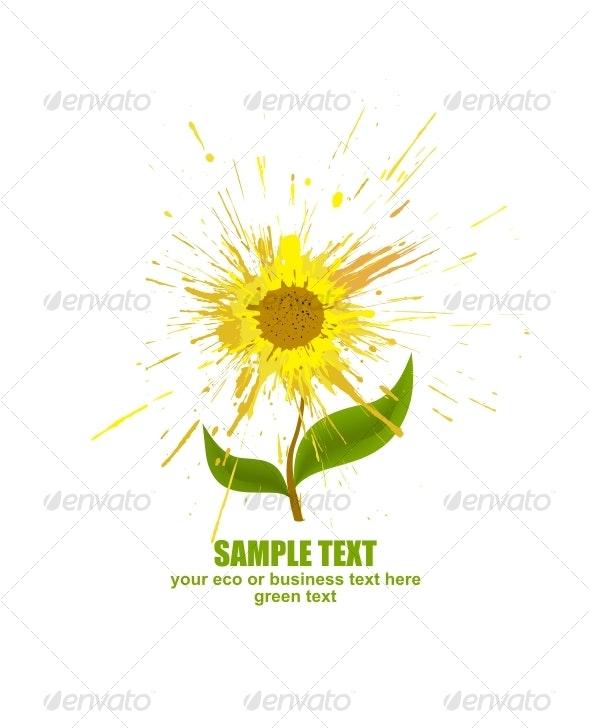 Flower concept. - Flowers & Plants Nature