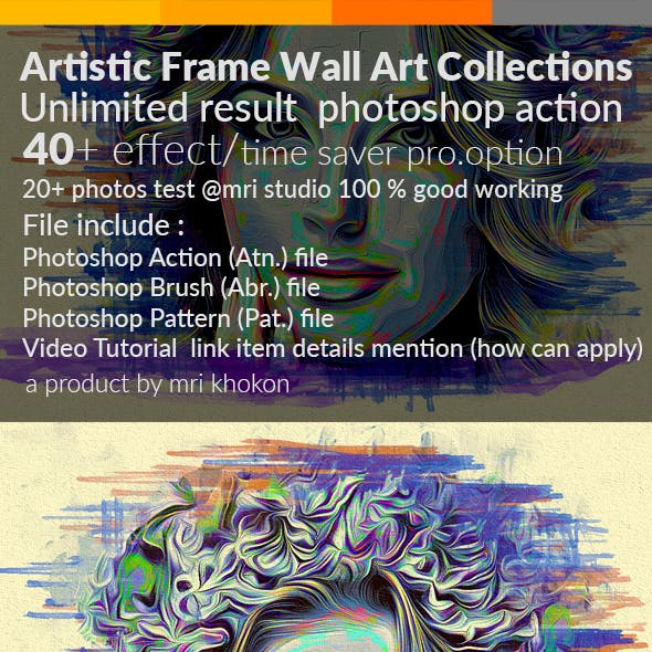 40+ Artistic Frame Wall Art Collections