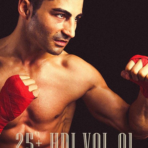 25+ HDI VOL 01 Lightroom Presets