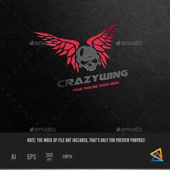 Crazy Wing Logo
