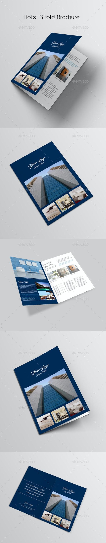 Hotel Bifold Brochure - Informational Brochures