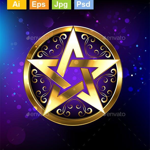 Magic Gold Star