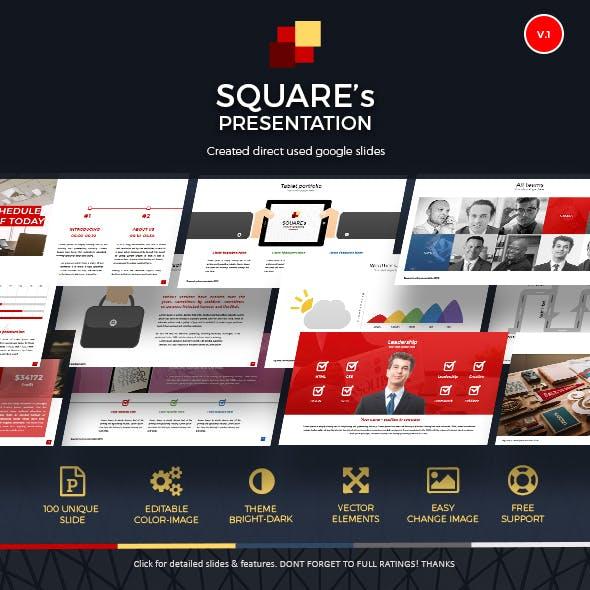Personal Portfolio PowerPoint Template Graphics, Designs