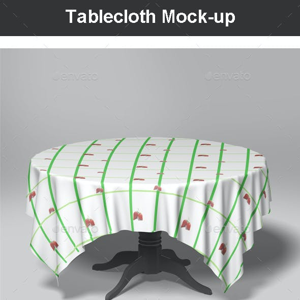 Tablecloth Mock-up