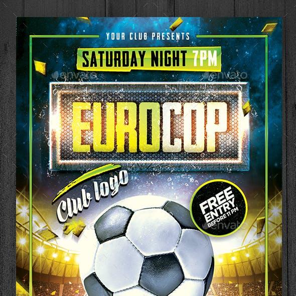 Euro Soccer Flyer