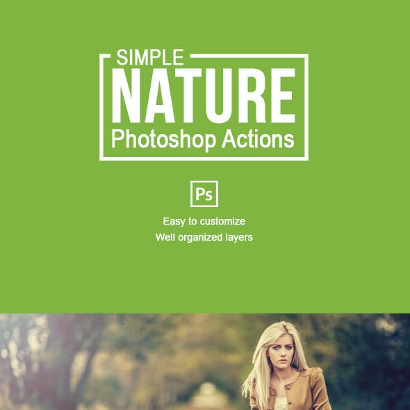 Simple Nature Actions