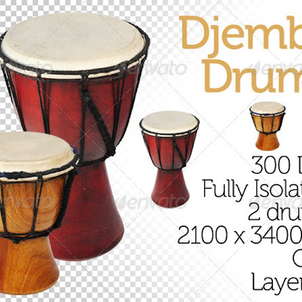 Djembe Drums