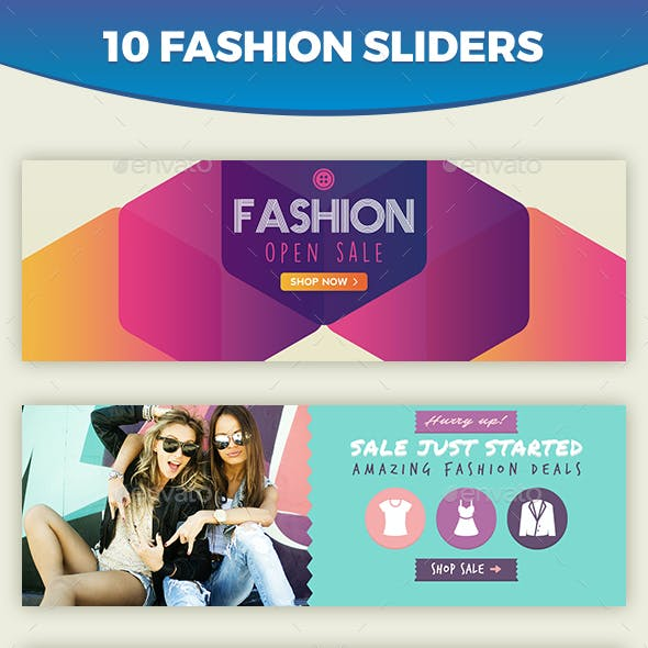 Fashion Slider