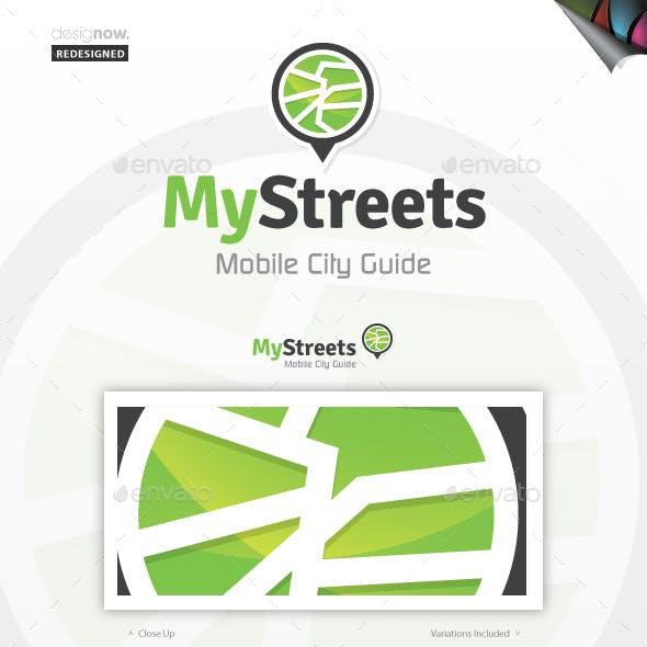 My Streets Logo