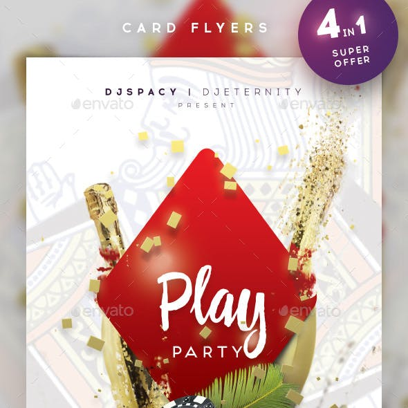 Card Flyer