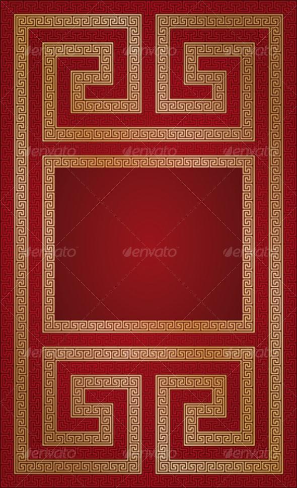 greek background - Backgrounds Decorative