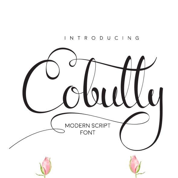 Cobully Font Script