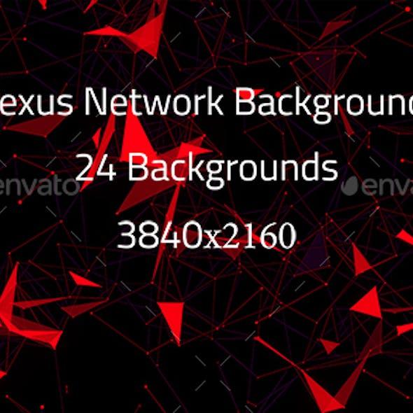 Plexus Network Backgrounds